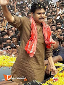 Pawan Kalyan at Ichapuram Jansena meeting photos-thumbnail-12