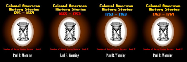 Time Line of United States History Series
