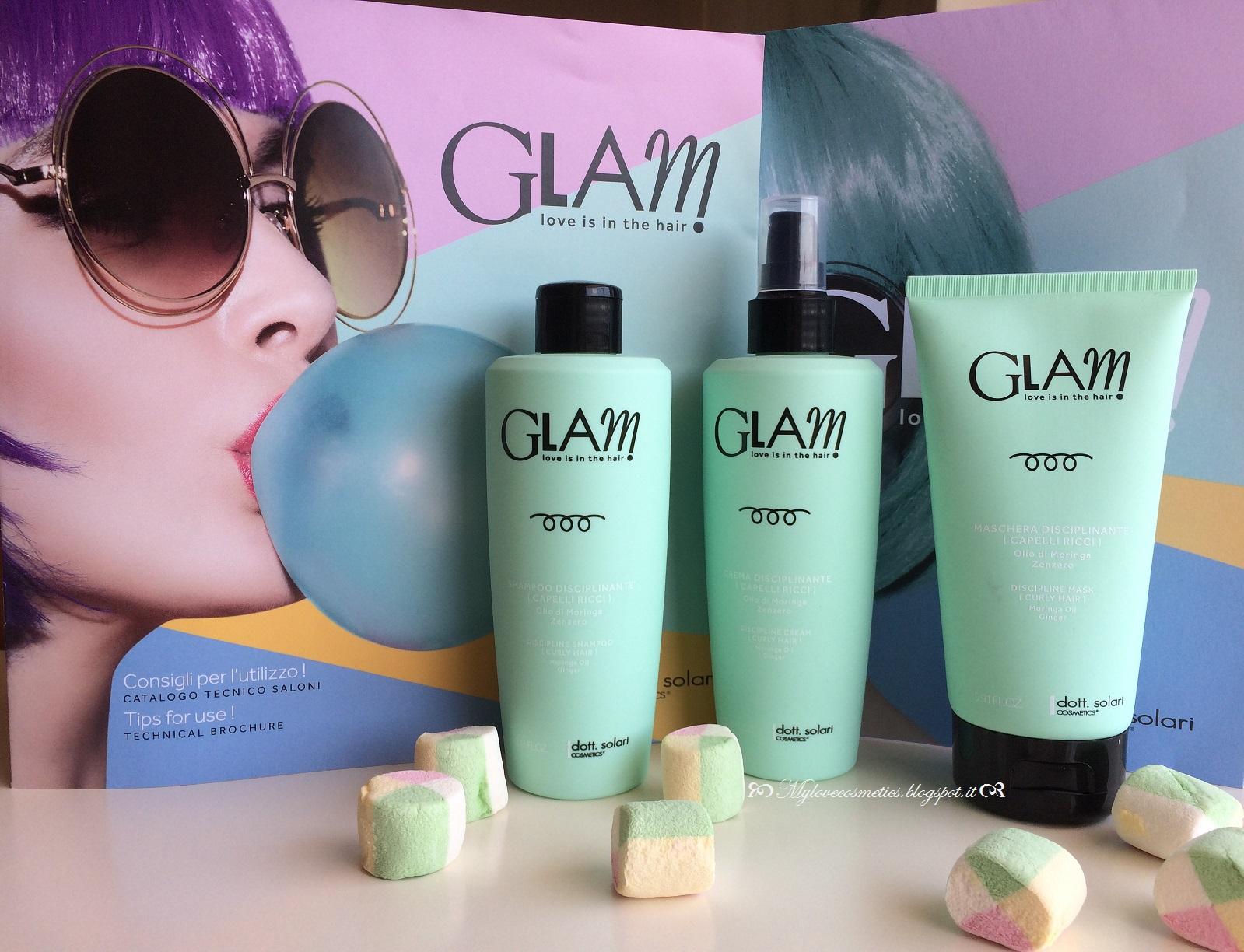 Applicare lo Shampoo Glam disciplinante massaggiando dolcemente cute e  lunghezze f359a32eda68