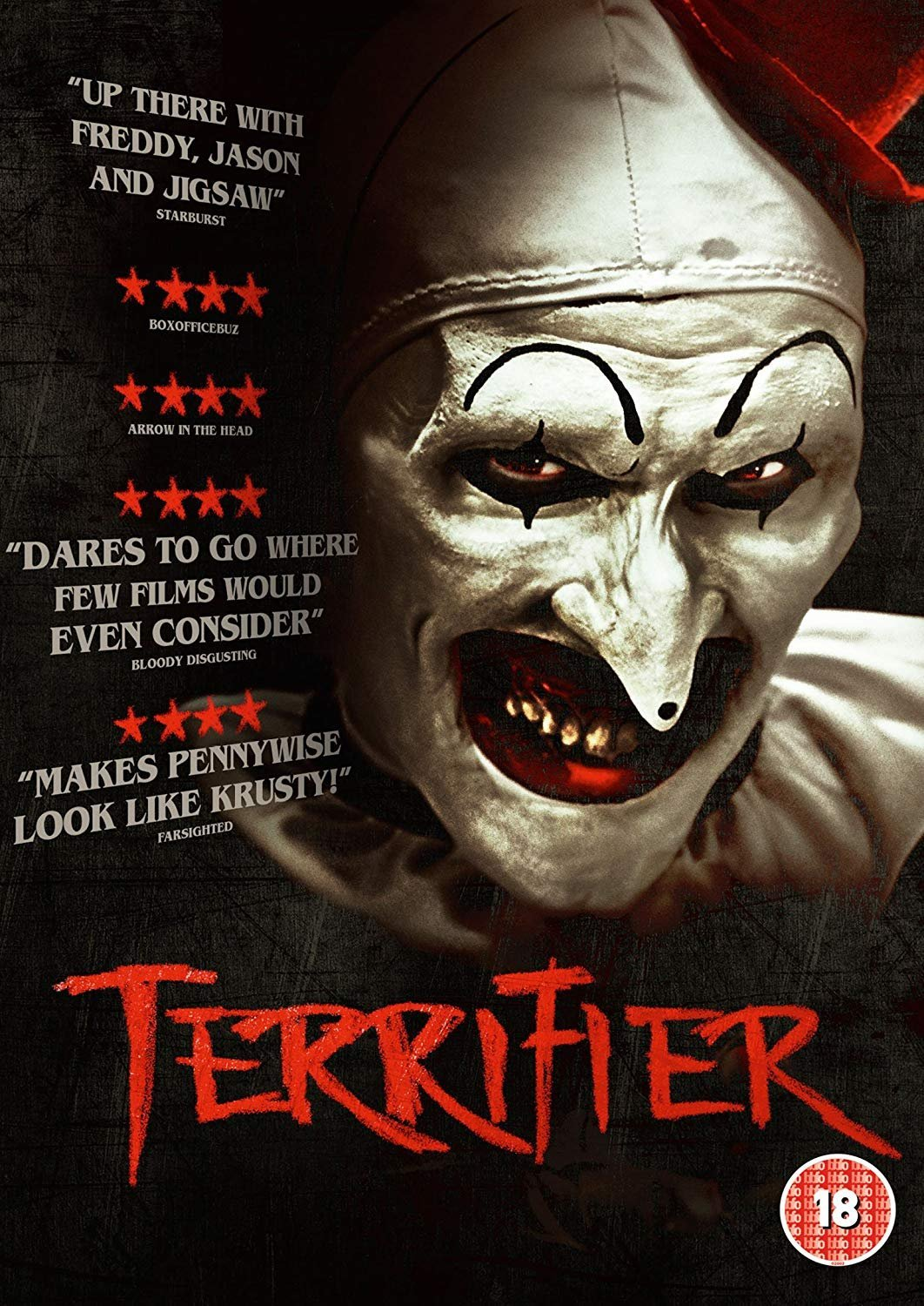 TERRIFIER -Film Horror