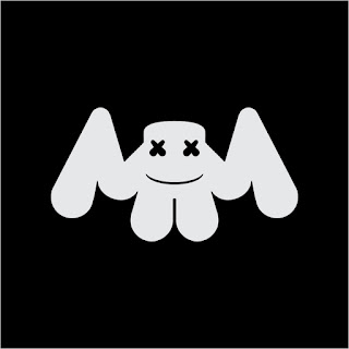 Marshmello Logo Free Download Vector CDR, AI, EPS and PNG Formats