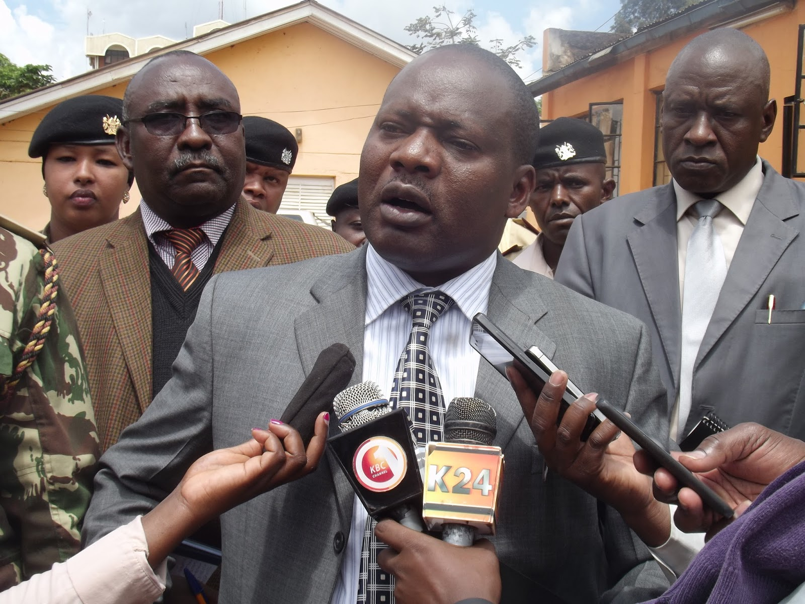 Elected Leaders, Aspirants Summoned By Thika DCC Over Violent