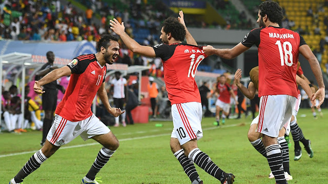 مشاهدة مباراة مصر والكويت