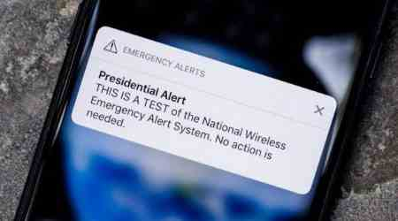What to Know About Wednesday's National Presidential Alert