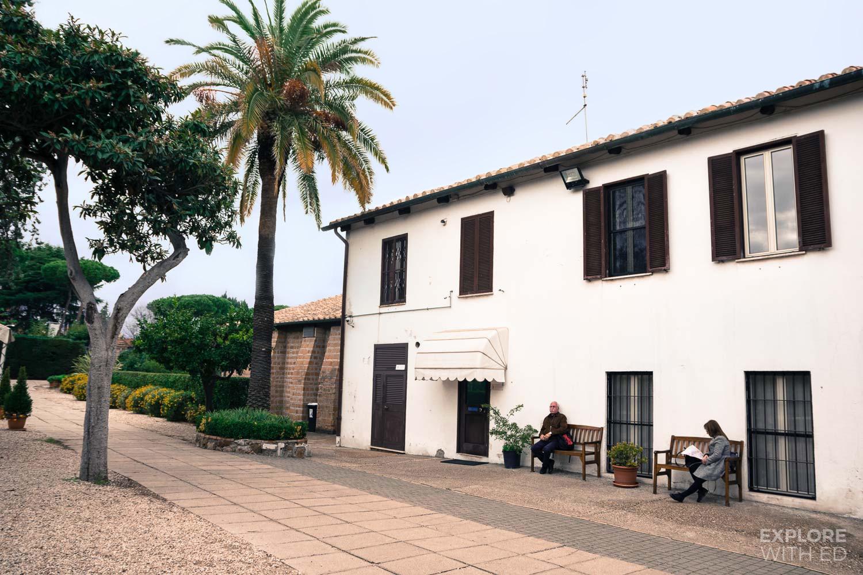 Roman Villa of Domitilla