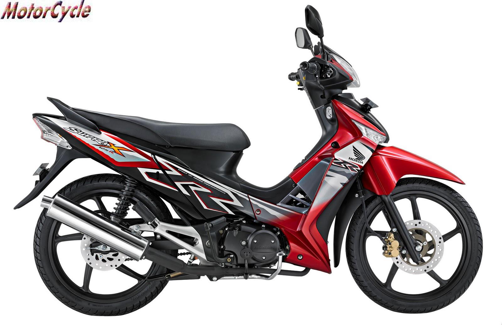 Honda Supra X 125 :Motorcycle