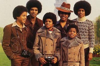 Boyband Barat Terpopuler The Jackson 5