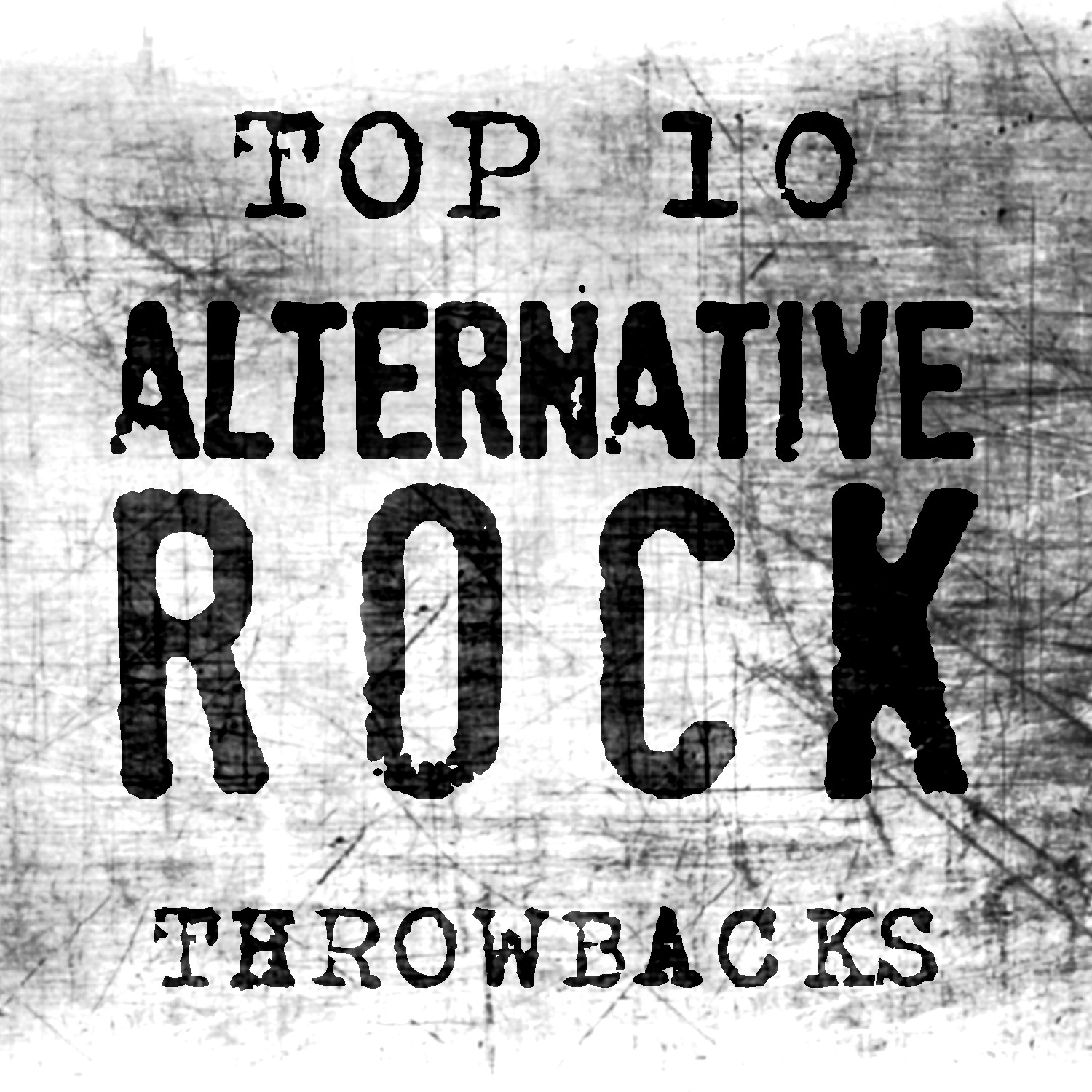 Inspired By Reviews: Top 10 Alternative Rock Throwback Songs