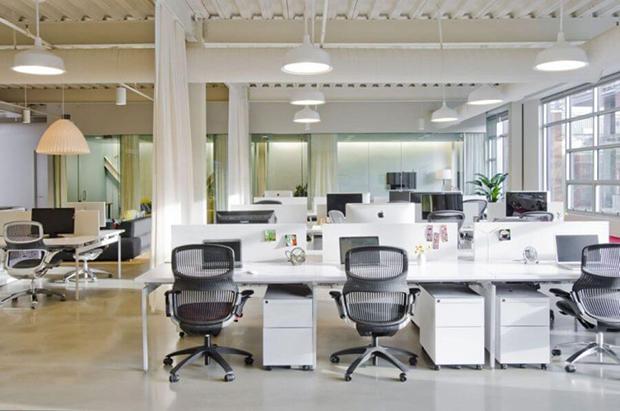 Những bí quyết thiết kế nội thất văn phòng đẹp và hiện đại