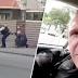 (Video) Polis berjaya kepung, heret suspek keluar dari kereta selepas kejadian tembakan di masjid Christchurch