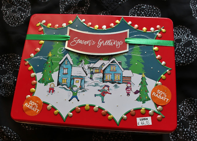 Lush Weihnachtsprodukte 2017 Seasons Greetings Box