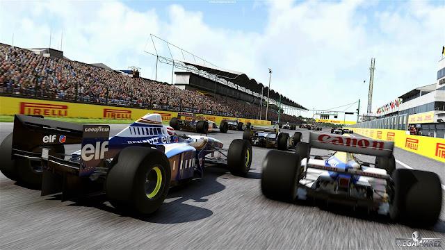 Formula 1 - F1 PC 2018 imagenes