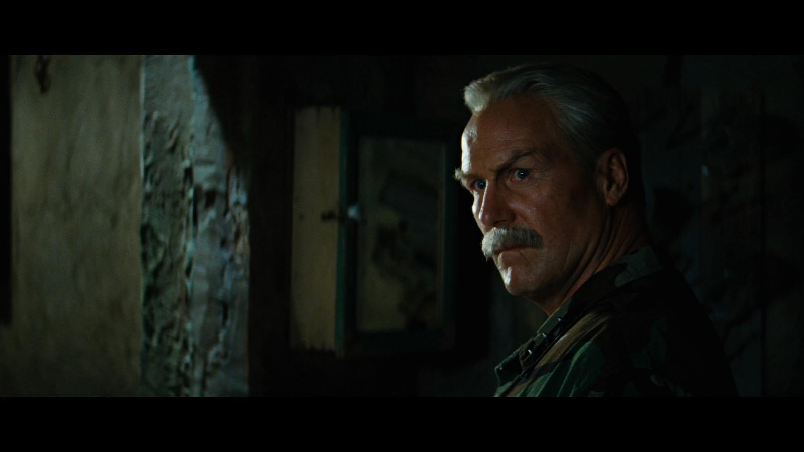 Hulk: El hombre increíble (2008) BRRip Full HD 1080p Latino-Ingles captura 1