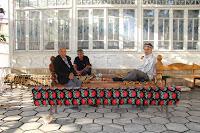Uzbekistan, Samarkand, topchan, Saïd Imam mosque, © L. Gigout, 2012