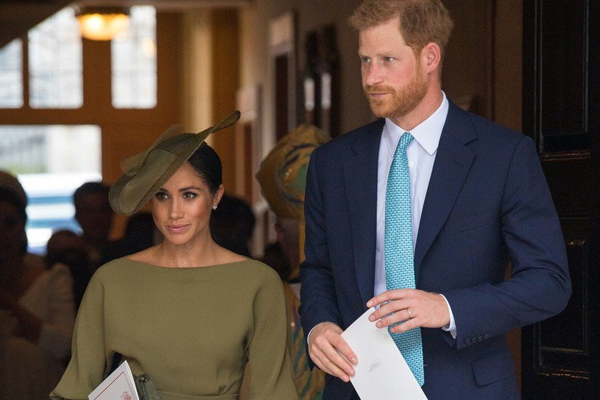 Meghan Markle wears Ralph Lauren to Prince Louis' Christening