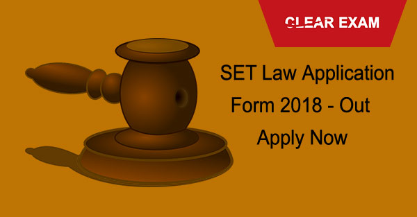 SET Law Application Form