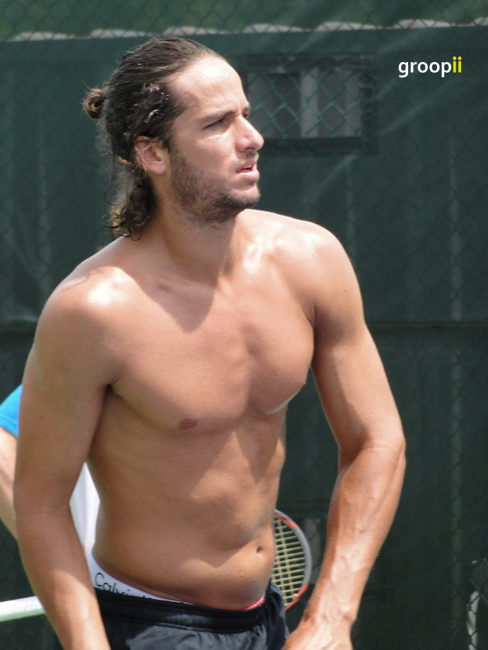 Feliciano Lopez Latest Photos   All About Sports