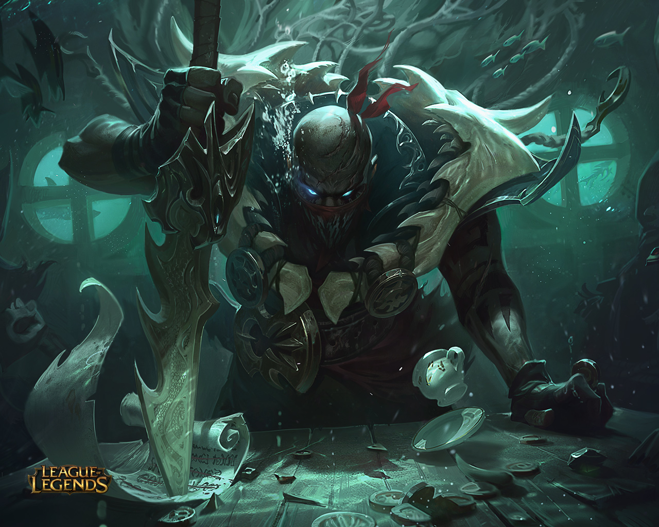 Surrender At 20 Champion Reveal Pyke The Bloodharbor Ripper
