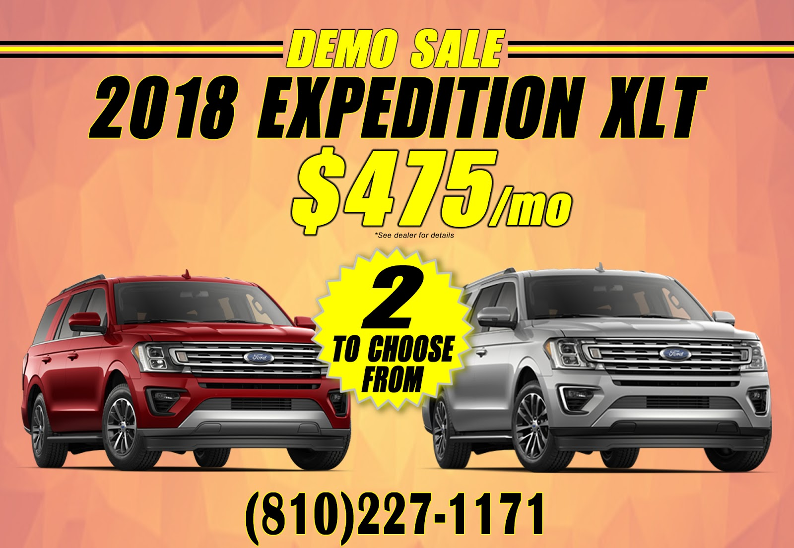 Brighton Ford Lowest Price On The New 2018 Expedition At Brighton Ford