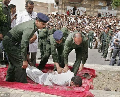 Setujukah Kamu Jika Pelaku Kasus Pemerkosaan Diadili Seperti Ini Di Negara Kita?