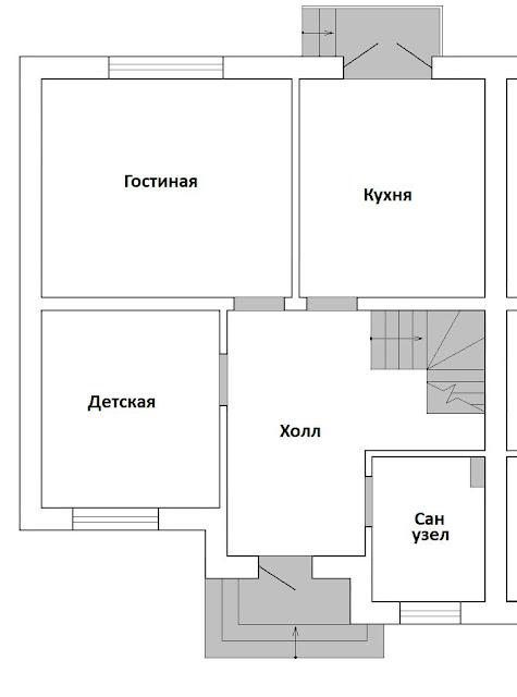 Независимая экспертиза  площади квартиры