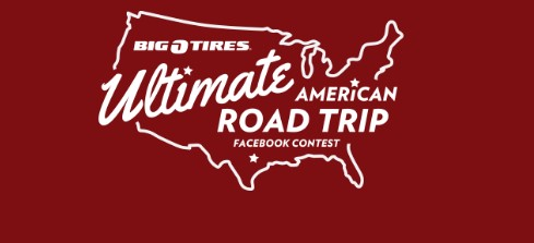 Big O Tires wants you to enter once for a chance to win $800 toward a brand new set of Big O Tires for your vehicle PLUS an American Express Gift Card worth $700 to hit the road!