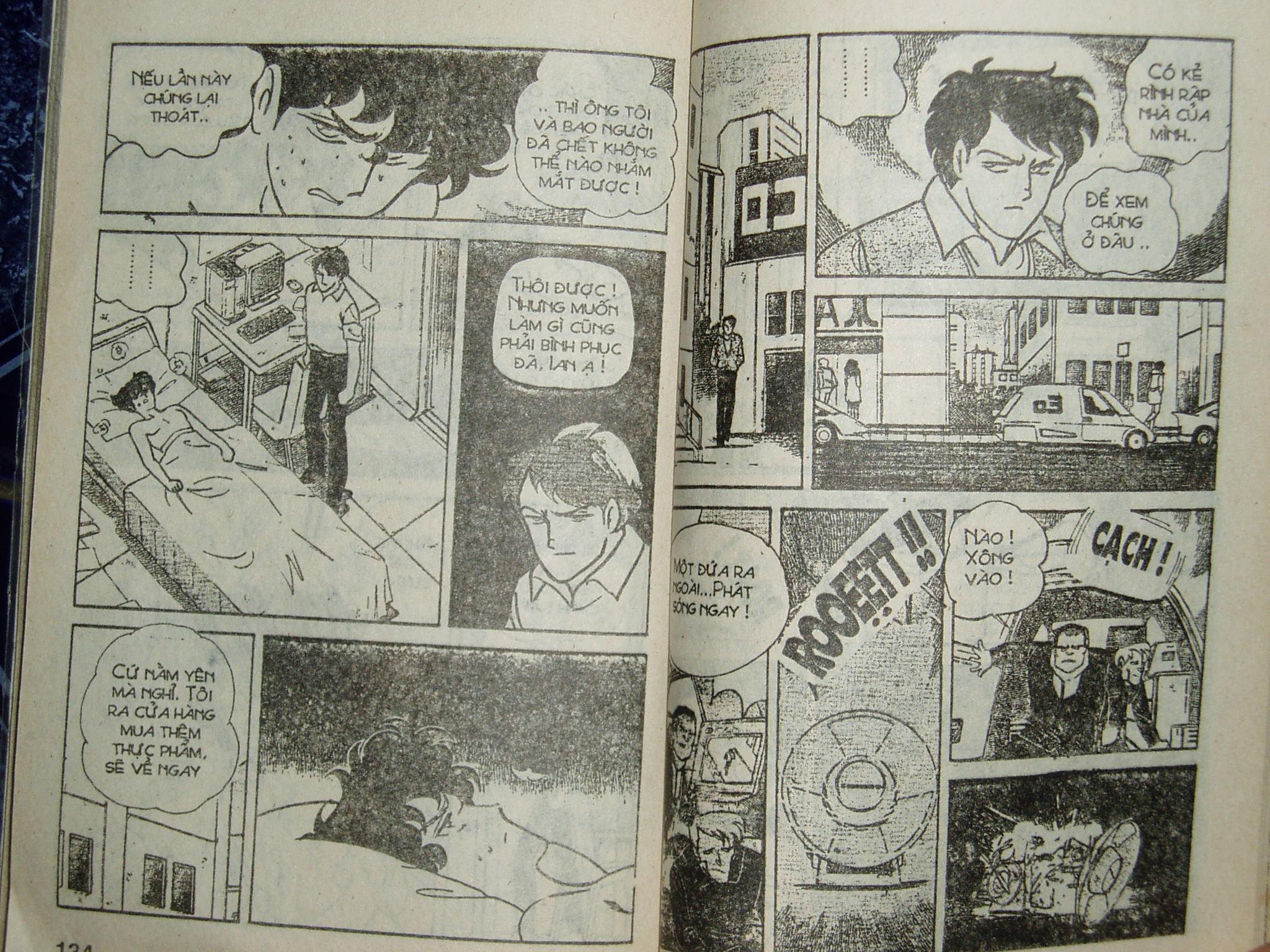 Siêu nhân Locke vol 14 trang 67