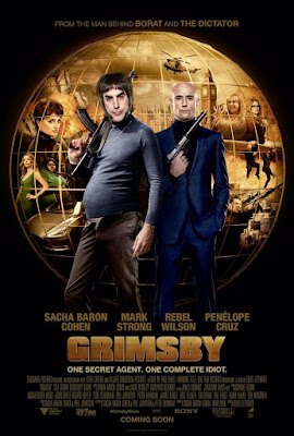 Grimsby (The Brothers Grimsby) 2016 DVD R1 NTSC Latino