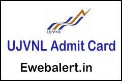 UJVNL Admit Card
