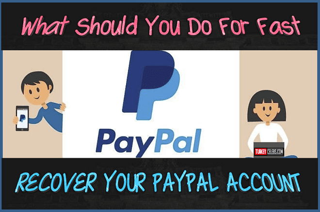 Fast RECOVER YOUR PAYPAL ACCOUNT