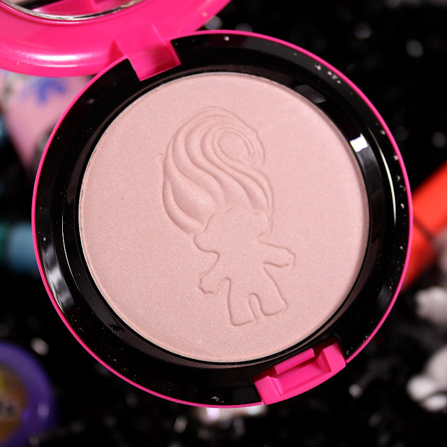 MAC Good Luck Trolls - Play It Proper Beauty Powder Swatches & Review