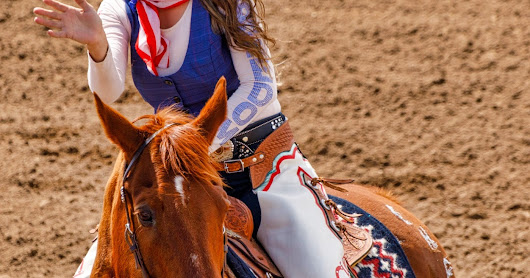 Cave Creek Rodeo Sunday 25 March 2018