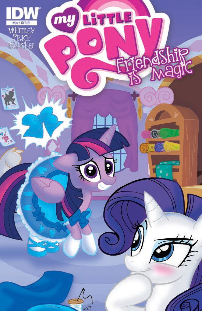 Mlp Friendship Is Magic Issue Amp 36 Comic Covers Mlp Merch