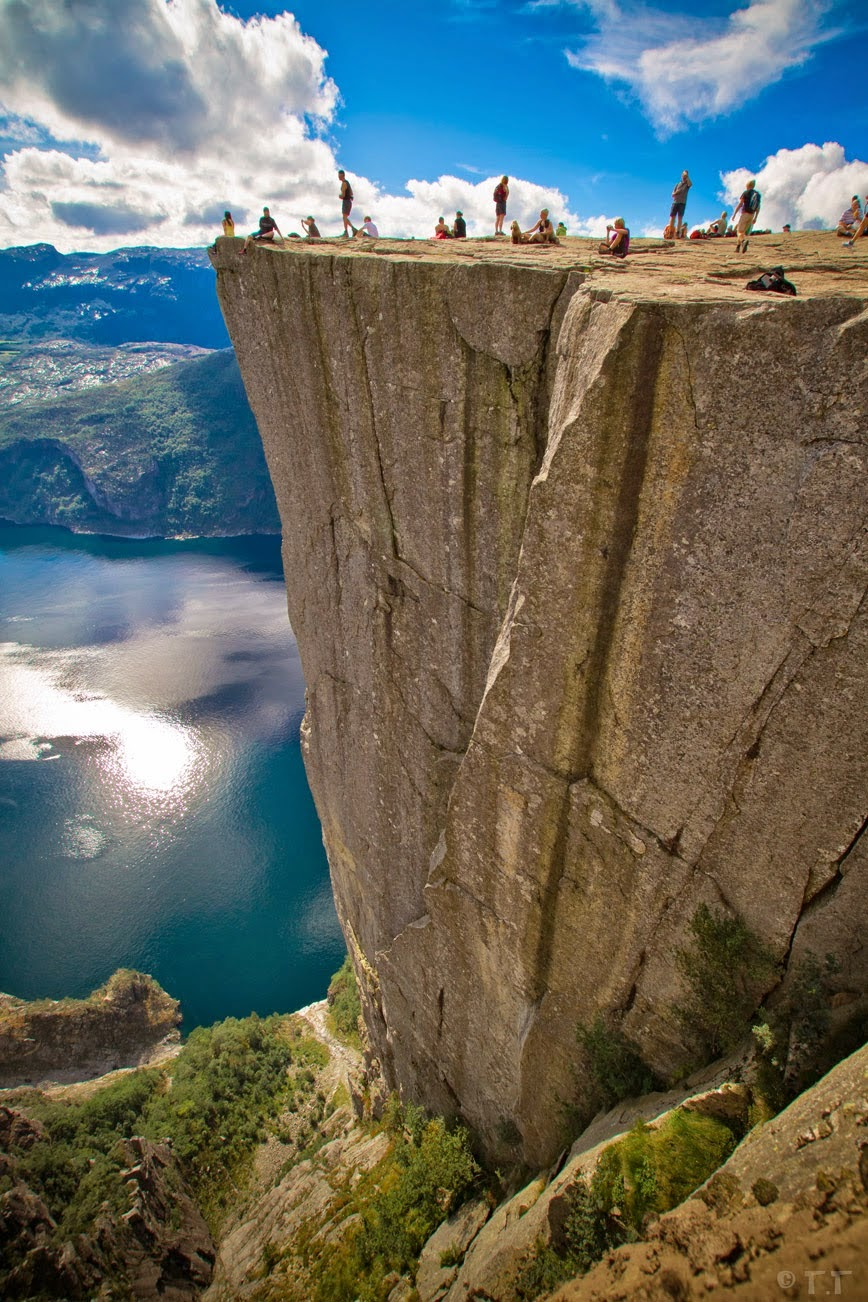 10 Hottest Summer Destinations In Europe | Hiking Norway's Fjord Country, Fjords, Norway