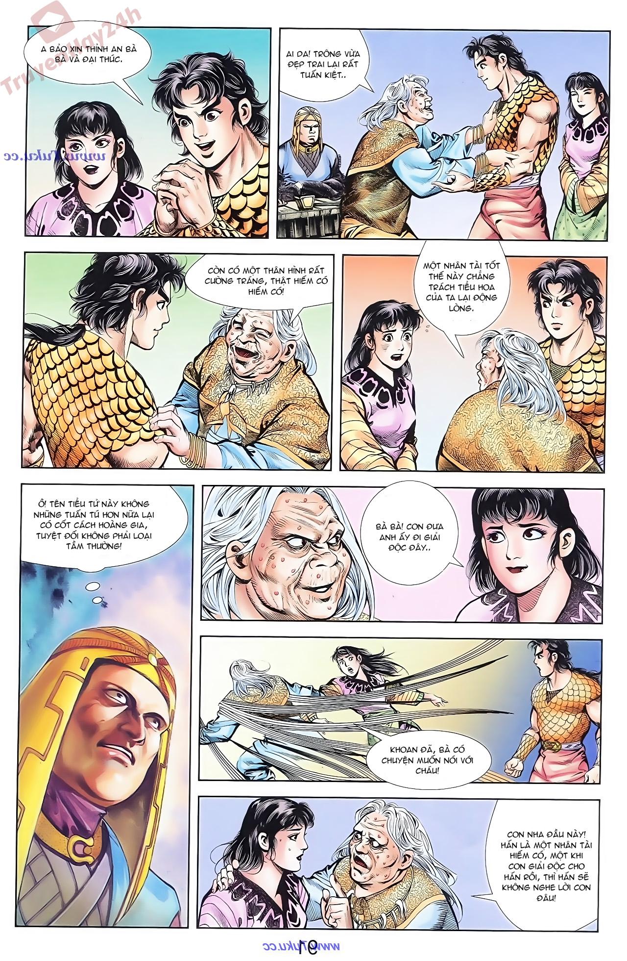Cơ Phát Khai Chu Bản chapter 71 trang 20