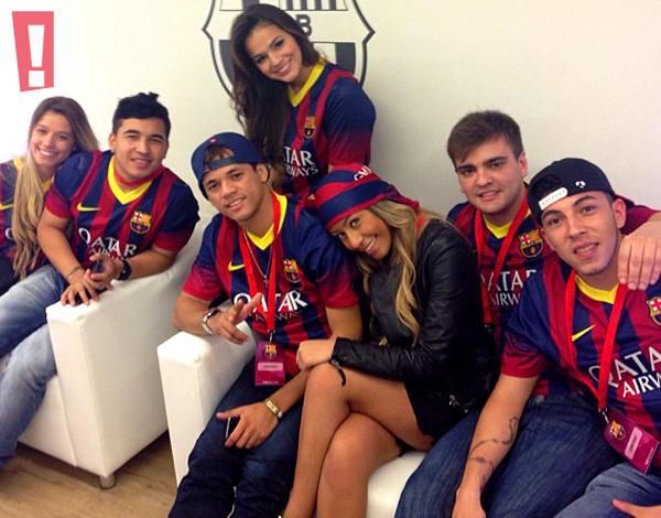 Behind tHE Scenes: Bruna Marquezine Gets Emotional And ...Bruna Marquezine And Neymar