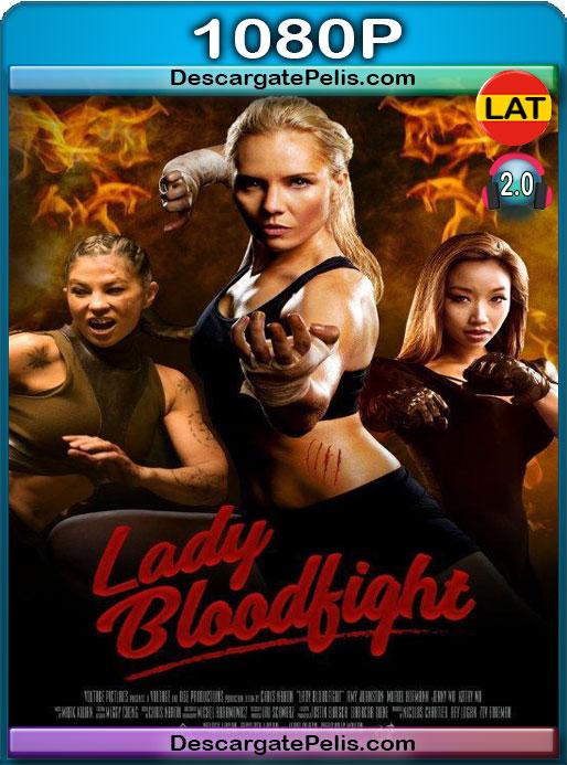 Lady Bloodfight (2016) 1080P BRrip Latino – Ingles