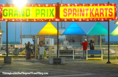 Grand Prix Go Karts in Wildwood New Jersey