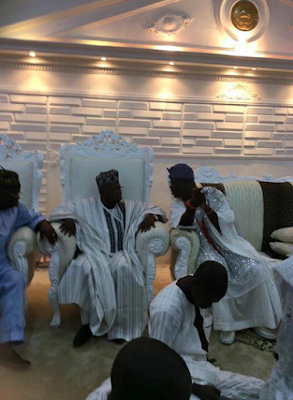 ooni of ife and obasanjo
