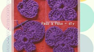 Granny al crochet - diy