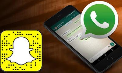 Ahora en WhatsApp implementa función como Snapchat