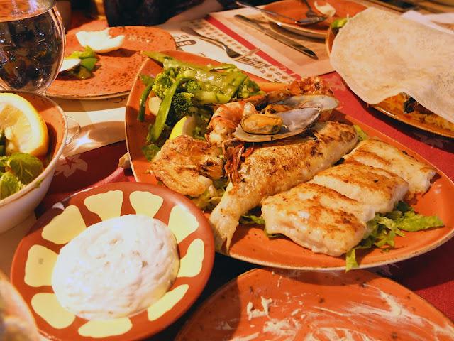 What to eat in dubai reem al bawadi amie hu food and for Al bawadi mediterranean cuisine