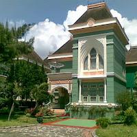 Sewa villa kota bunga type viktoria 4 kamar