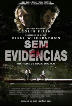 Capa do Filme Sem Evidências