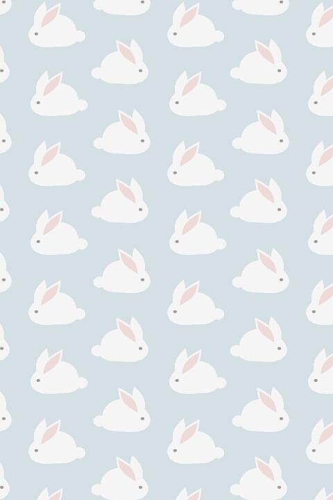 Cute Bunny Whatsapp Iphone Wallpapers
