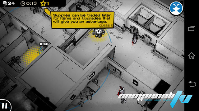 The Walking Dead Assault Juego para Android
