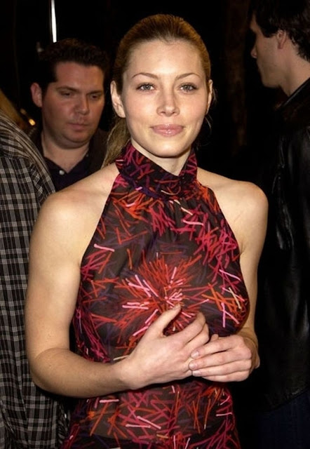 Jessica Biel regrets that she dressed 'so sexy all the time' when she was younger,Breaking News 2019