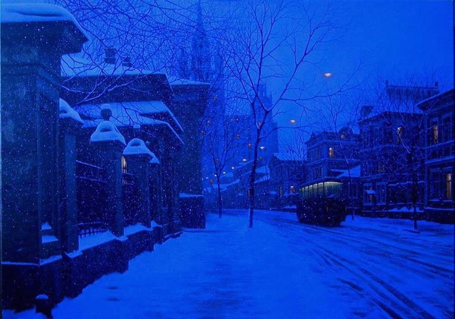 22-Alexey-Butyrsky-Architecture-in-Paintings-of-Cityscapes-at-Night-www-designstack-co