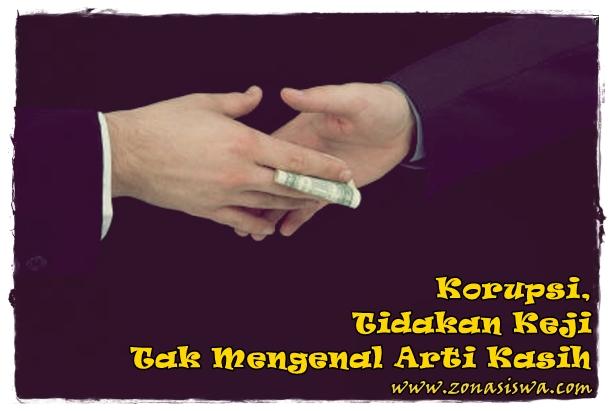 Pidato Tentang Korupsi | www.zonasiswa.com