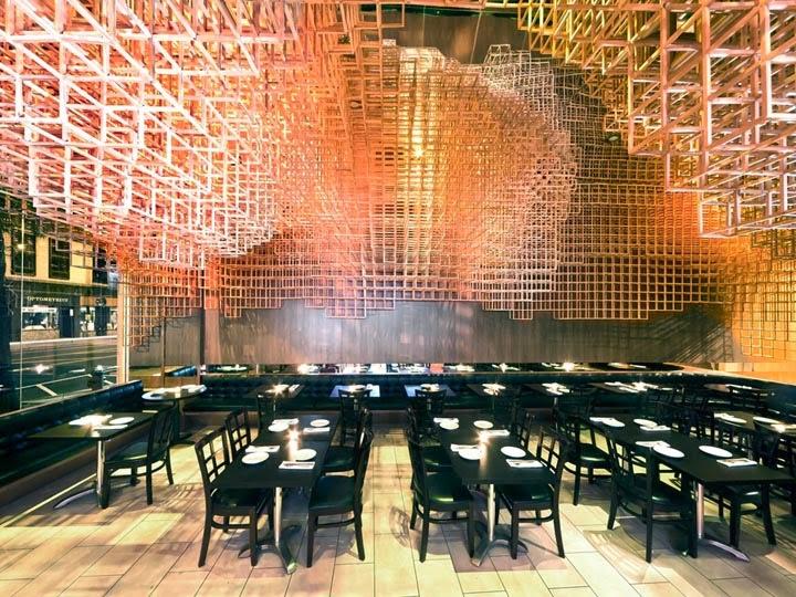 ARQUITETANDO IDEIAS: Restaurantes De Luxo